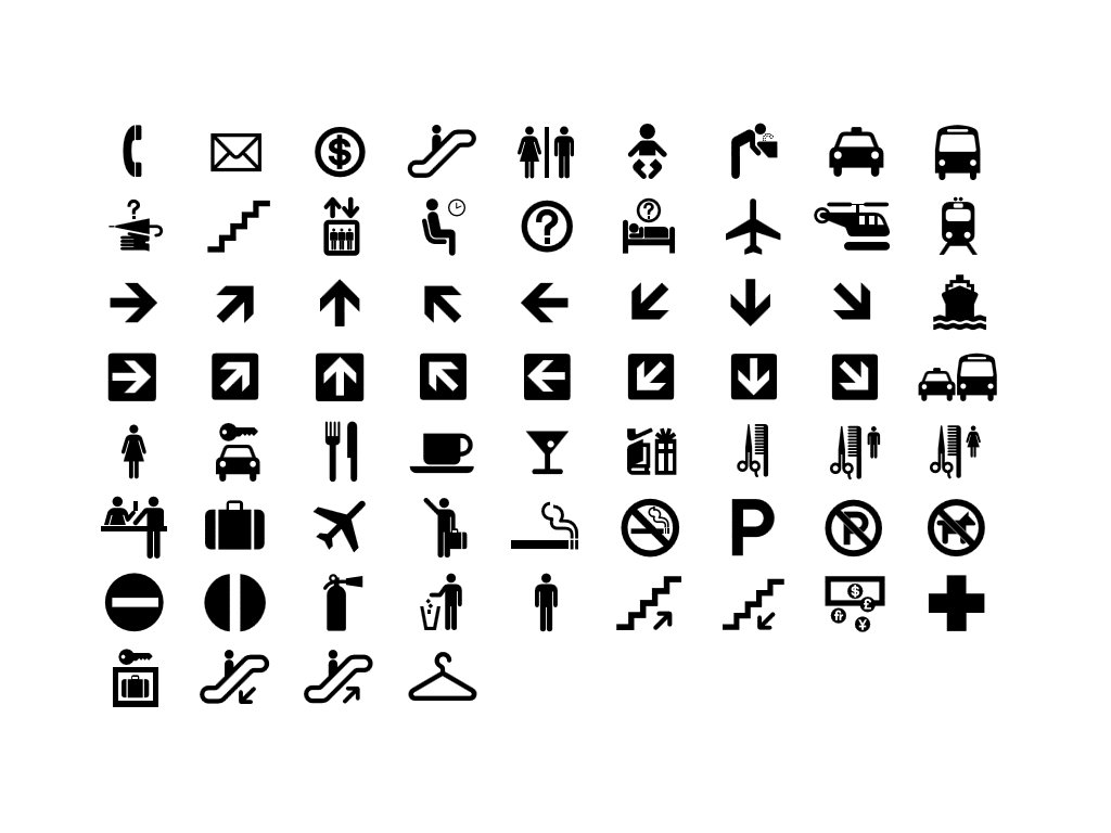 Sign Pictograms