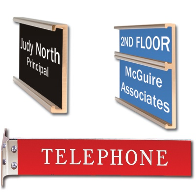 Engraved Office Signs
