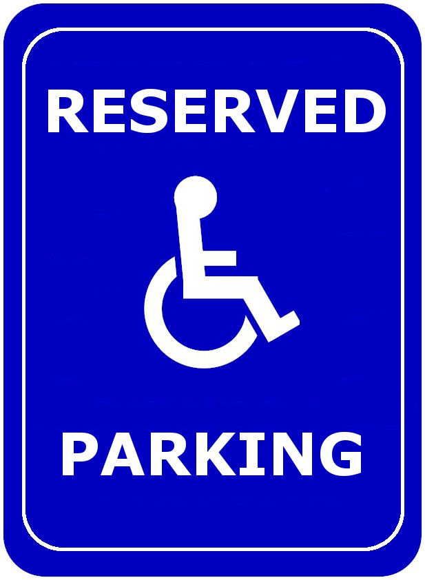 ADA Parking Signs
