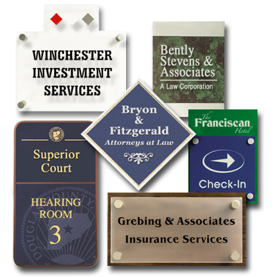 Custom Office Signs